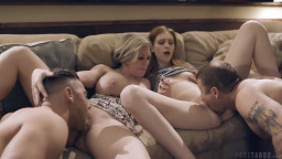 Pure Taboo - Dee Williams & Maya Kendrick - Swapping Stepdaughters The Other Family