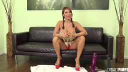WildonCam - Ava Devine Live - MILF Asian Playing with Huge Dildos in You Ass