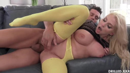 Drilled.xxx - Christie Stevens - Loves A Big Cock In Her Ass