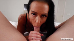 Jays POV - Texas Patti - Hot Step Mom Texas Patti Starts Her Day With A Good Fuck