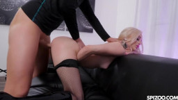 Spizoo - Alex Grey - Blonde Sex Fiend Alex Grey Hot POV