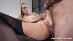 Private - Florane Russell - Anal At The Office