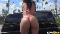 Bangbros - Public Bang - Rose Monroe - Fucks in Public